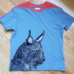 Hanna Andersson,  Boys T-Shirt, Size 6-7